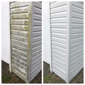 power washing fredericksburg va before and after