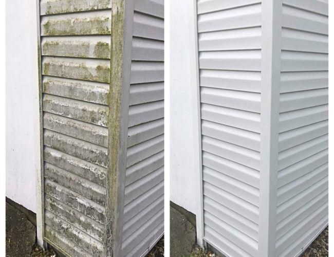power washing fredericksburg va before and after
